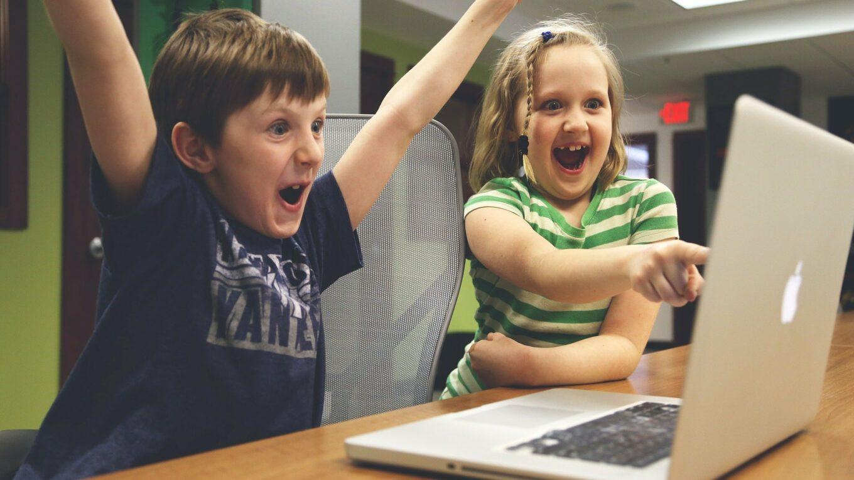 Děti a PC